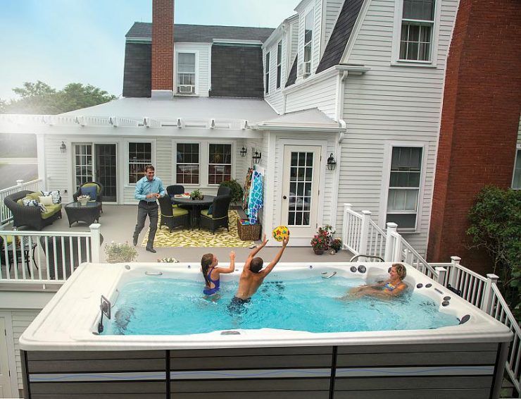 House Rules for the Ultimate Backyard Party - Master Spas Blog