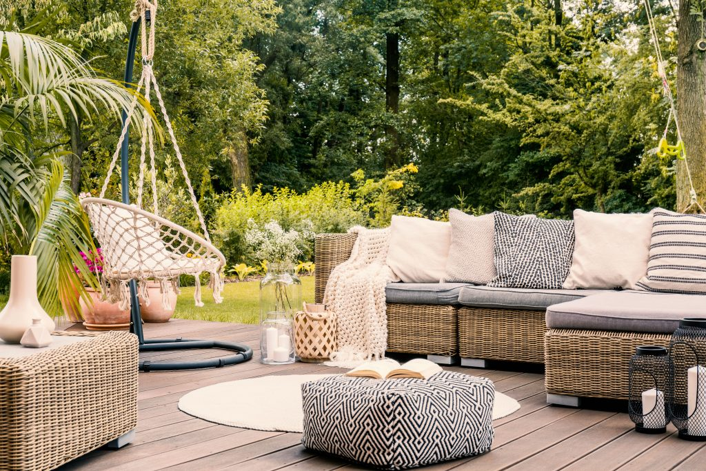outdoor patio accessories