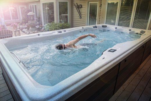 swim spa for triathletes