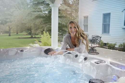 how to clean your hot tub