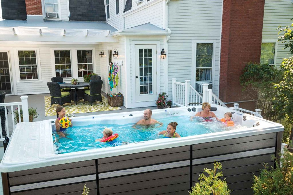 Lap Pool Vs Swim Spa Which Is Right For You Master Spas Blog