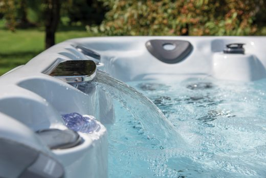 energy efficient hot tub