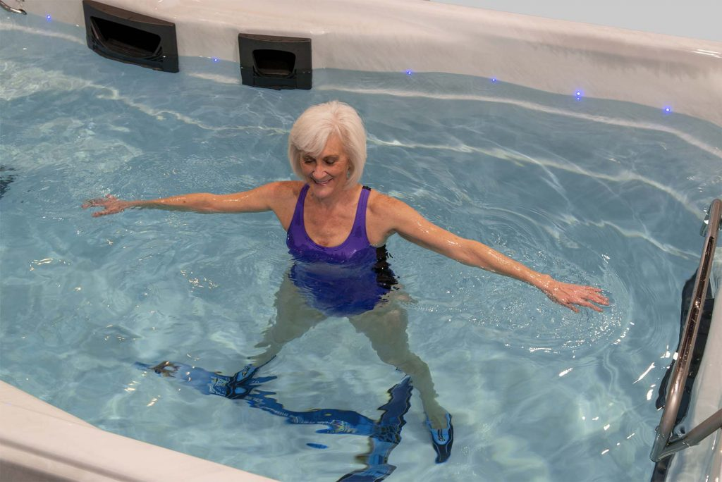 water exercise Parkinson's