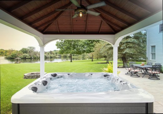 best six person hot tubs