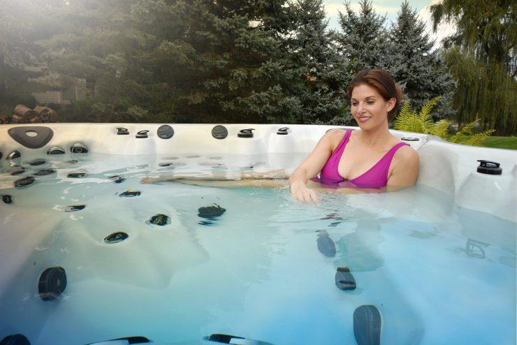 hot tub stretches