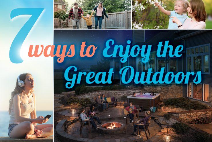 outdoor family ideas