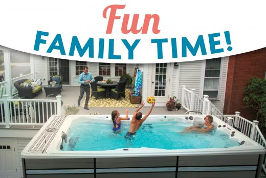 master spas swim spa family fun