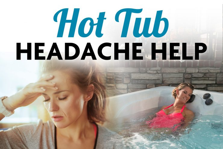 headache remedies hot tub