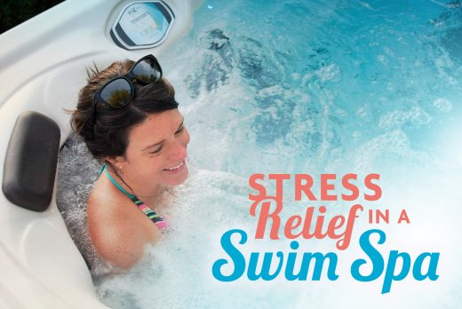 stress relief spa