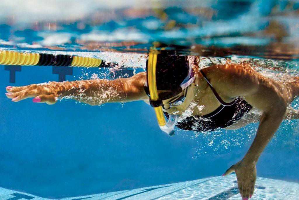 swim snorkel spa