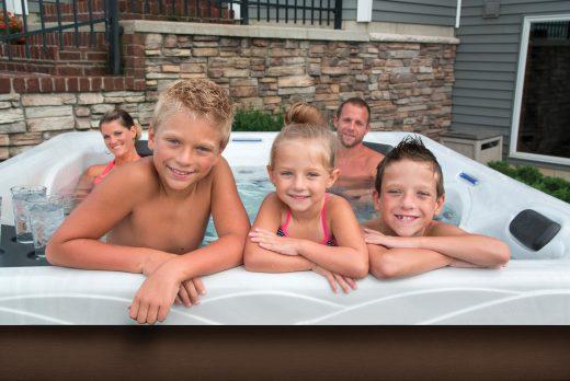 best family hot tub