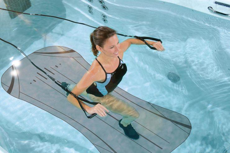 swim spa customer review