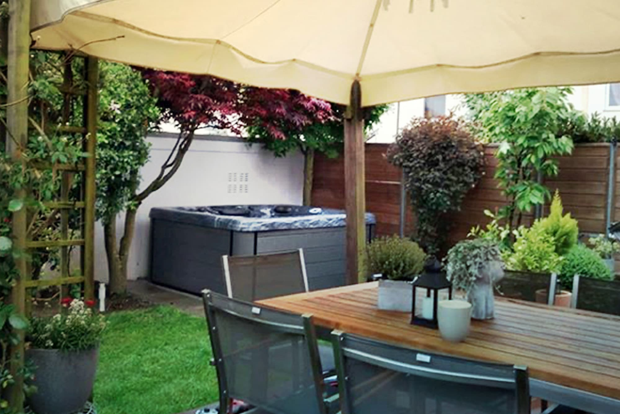 Budget Friendly Backyard Ideas For Hot Tub Owners Master Spas Blog