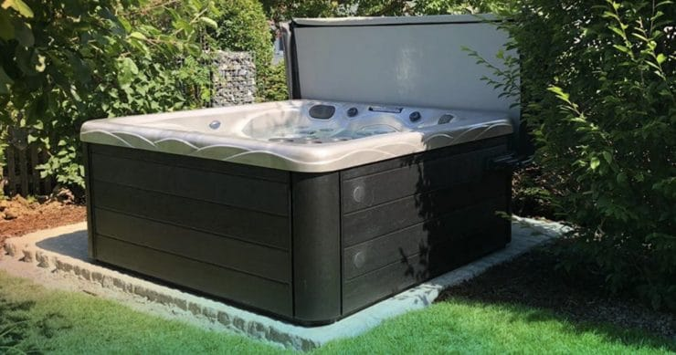 first time hot tub owner
