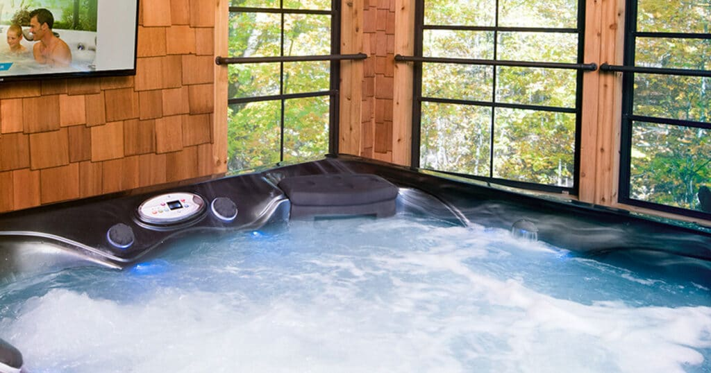 Plan Your Indoor Hot Tub Installation Master Spas Blog