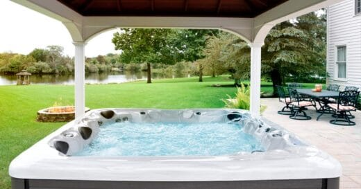 hot tub circulation pump