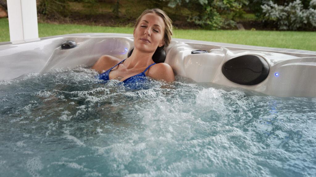 220V hot tub