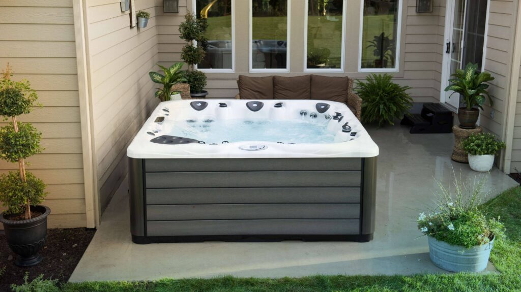 April checklist hot tub owners