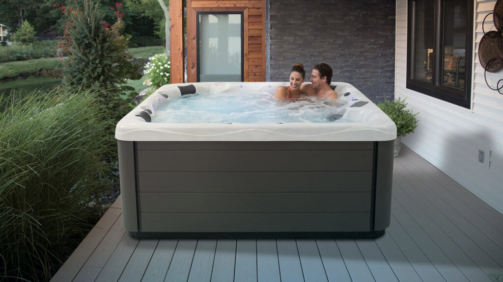 best five person hot tub