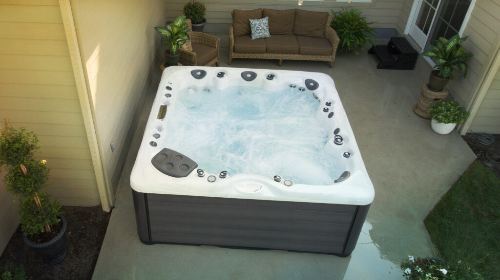 hot tub for mother's day