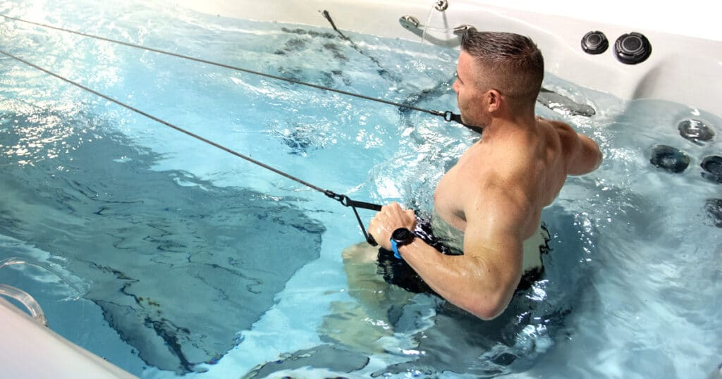 aqua strength workouts