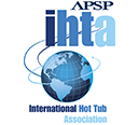 Proud member of the International Hot Tub Association
