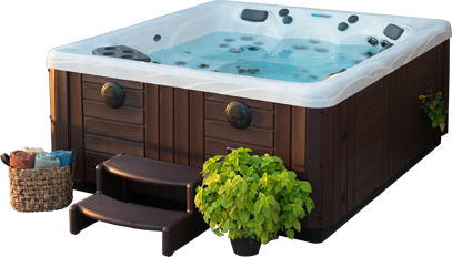 Master Spas Portable Hot Tub
