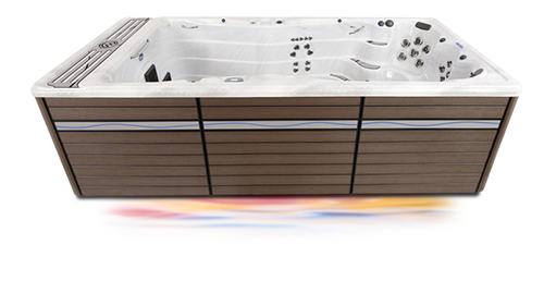 Master Spas unveils new 2018 products