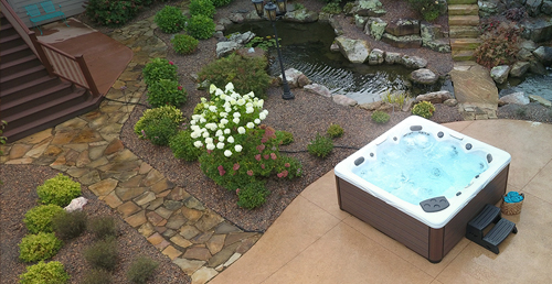 Prepare your backyard for a hot tub using our easy steps