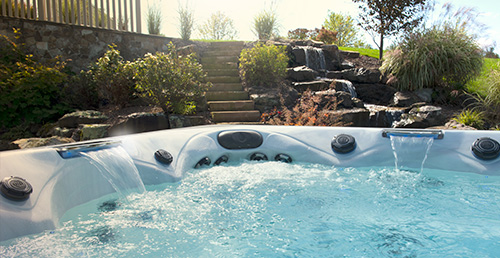 Contact us to get a quote for the hot tub you want