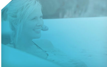 Clarity Spas hot tub features