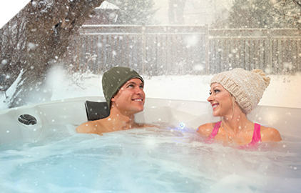 Master Spas produces energy efficient hot tubs and the Clarity Spas are no exception.