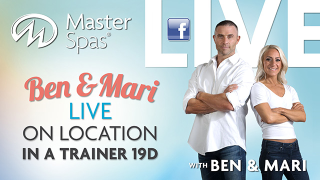 Live on location in a trainer 19 d