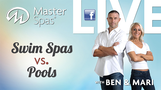 Swim Spas vs Pools