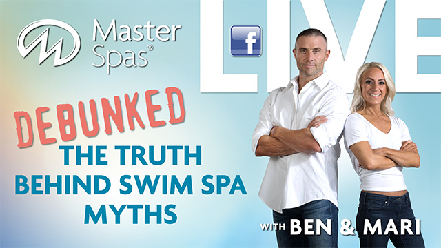 Debunked - The truth behind swim spa myths