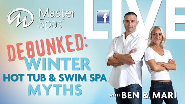 Winter Hot Tub and Swim Spa Myths Debunked