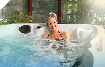 Healthy Living Hot Tubs by master Spas