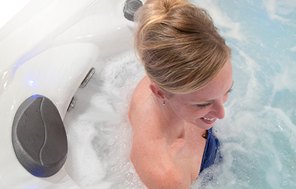 healthy living hot tubs are a relaxing and fun way to end your day