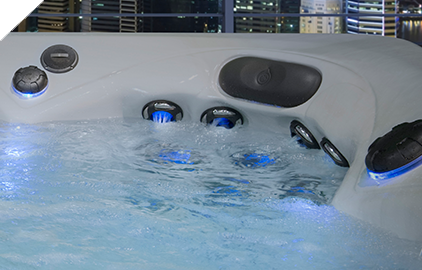 Twilight spas are a relaxing and fun way to end your day