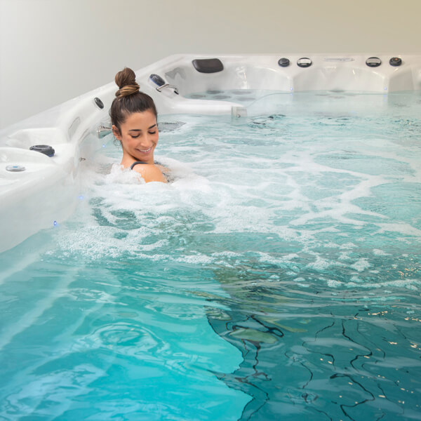 Aly Raisman, new brand ambassador for Master Spas
