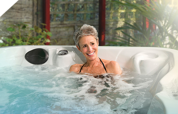 Improve Mobility in a hot tub