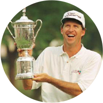 steve jones 1998 US Open Winner