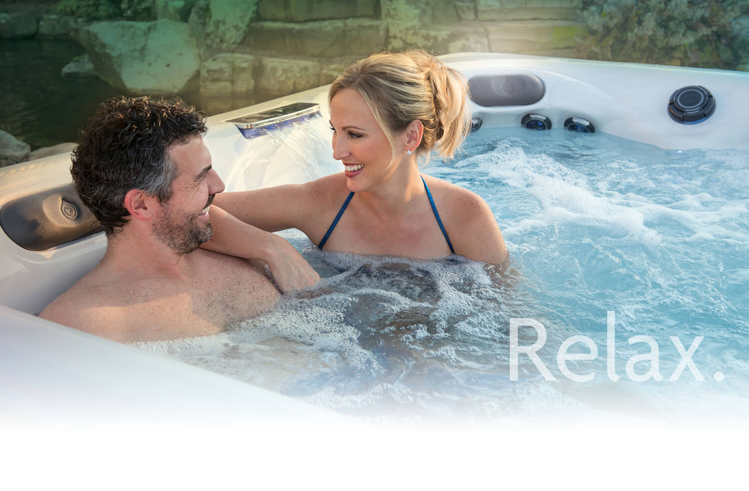 Master Spas hot tub