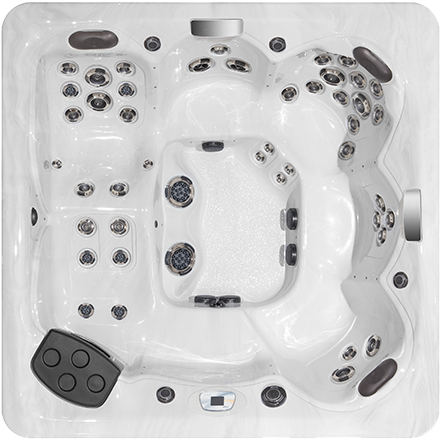 Twilight hot tub Model TS 8.3