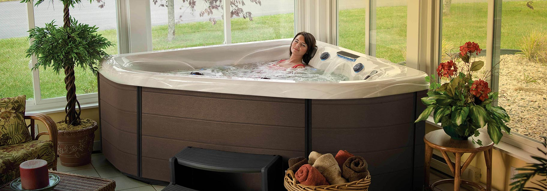 Ts 240 Hot Tub Model From Twilight Series